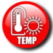 Temp-Button