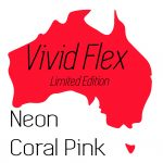 Neon Coral Pink