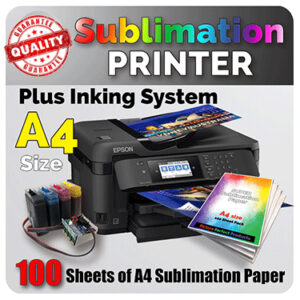 Sublimation Printer Packages